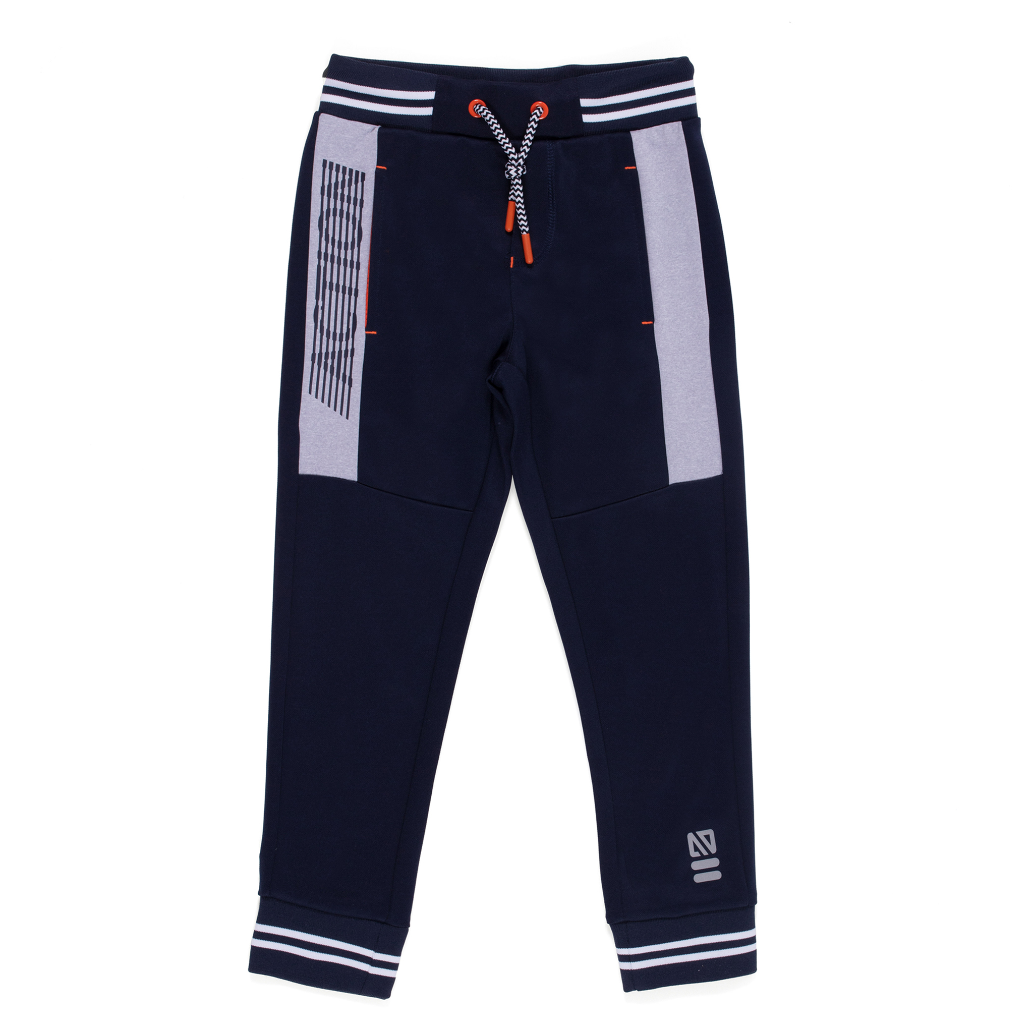 Athletic pants - Navy - Boys