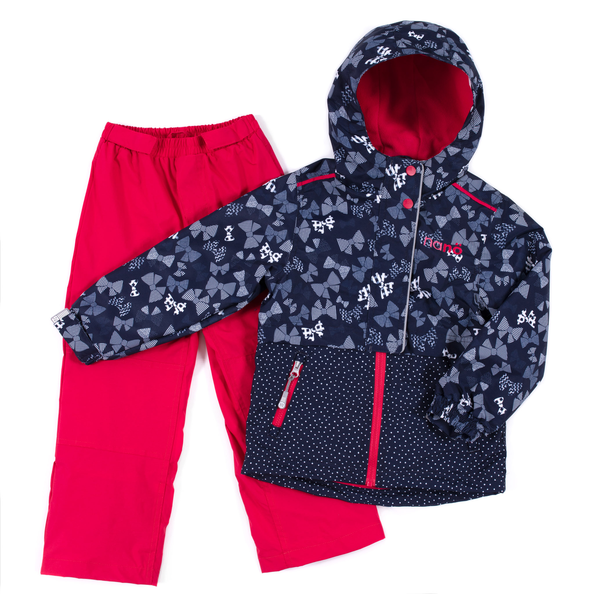 2 pcs outerwear Florence - Navy - Girls
