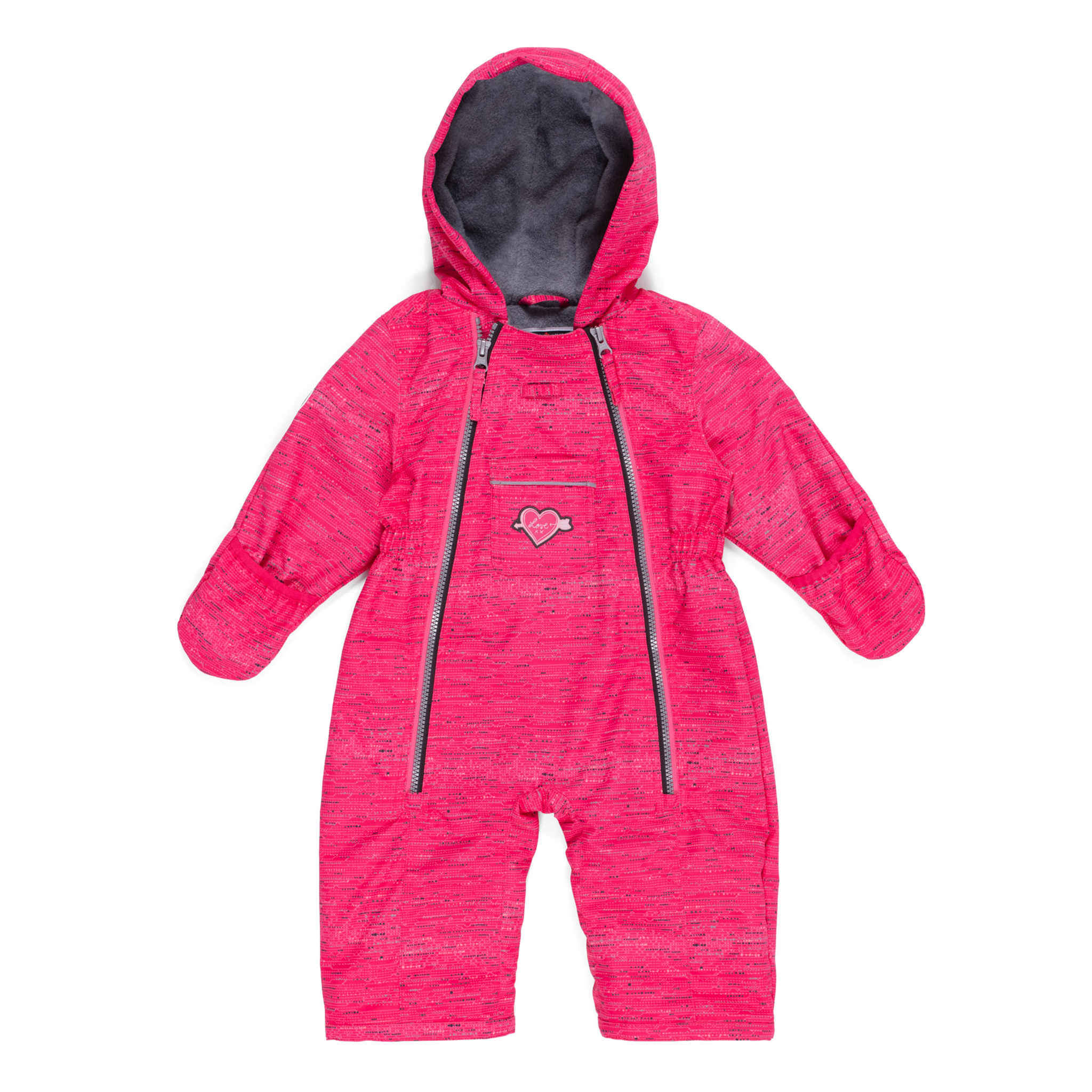 Rainsuit Rome - Fuchsia - Girls
