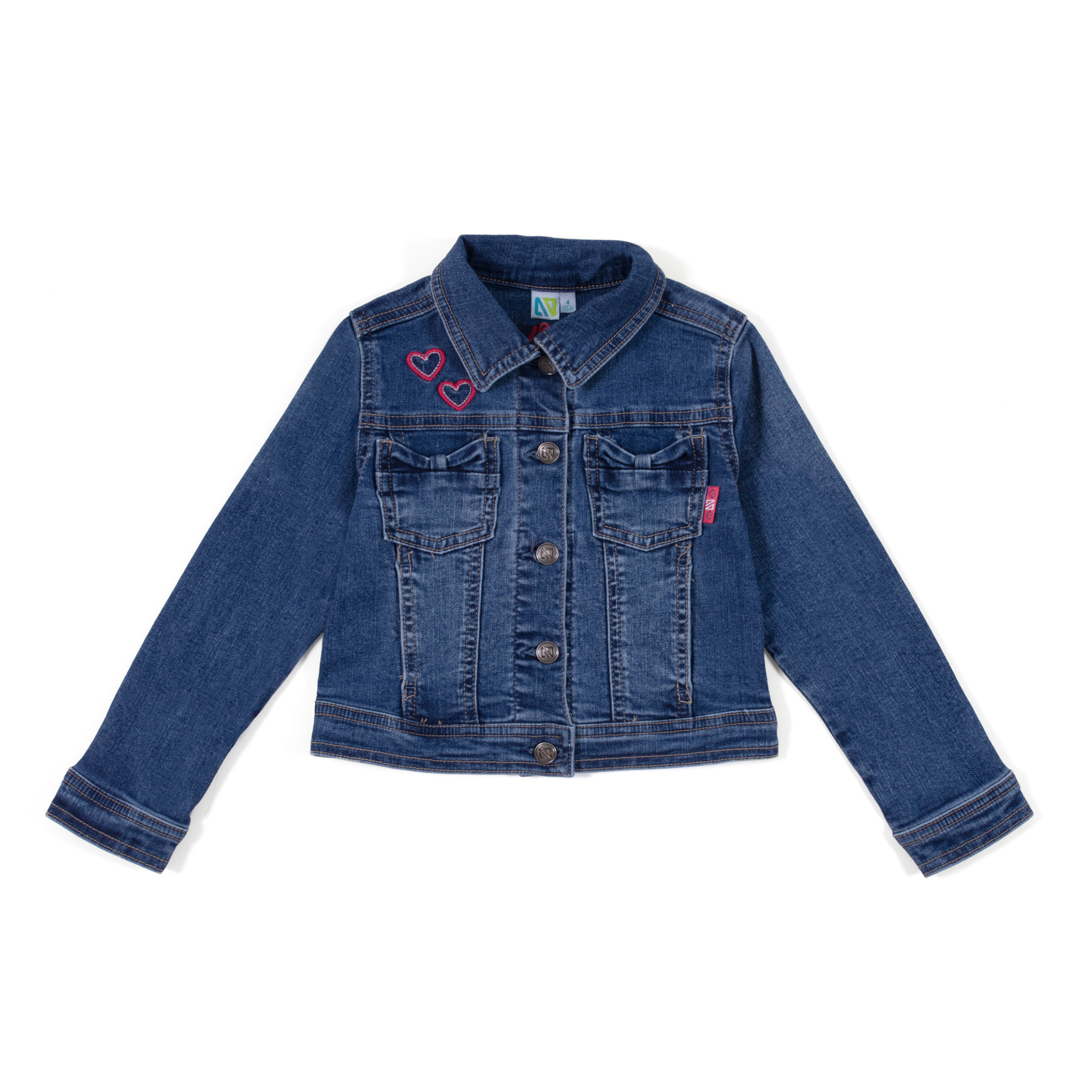 Jeans jacket - Denim - Girls
