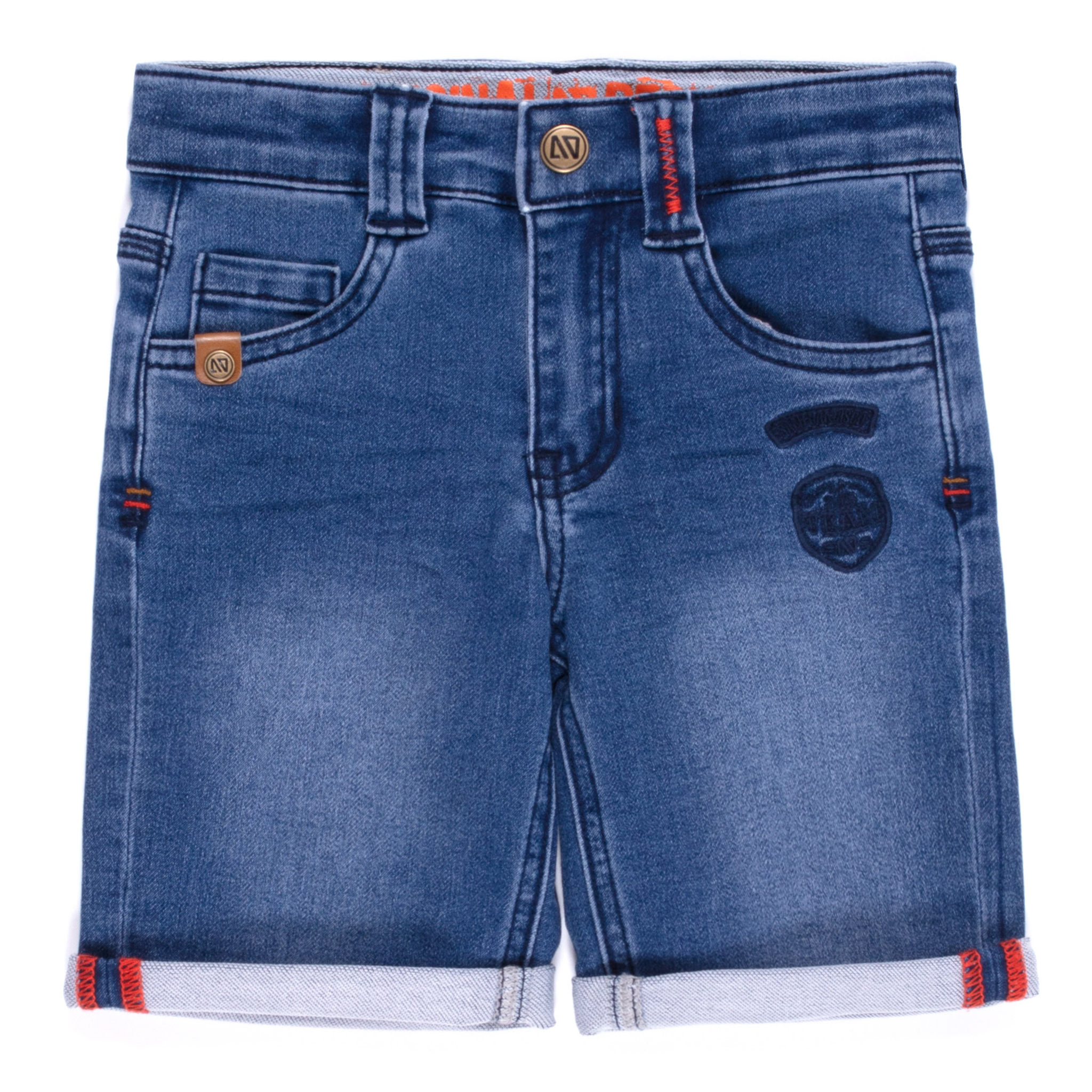 Bermudas - Denim Blue - Boys