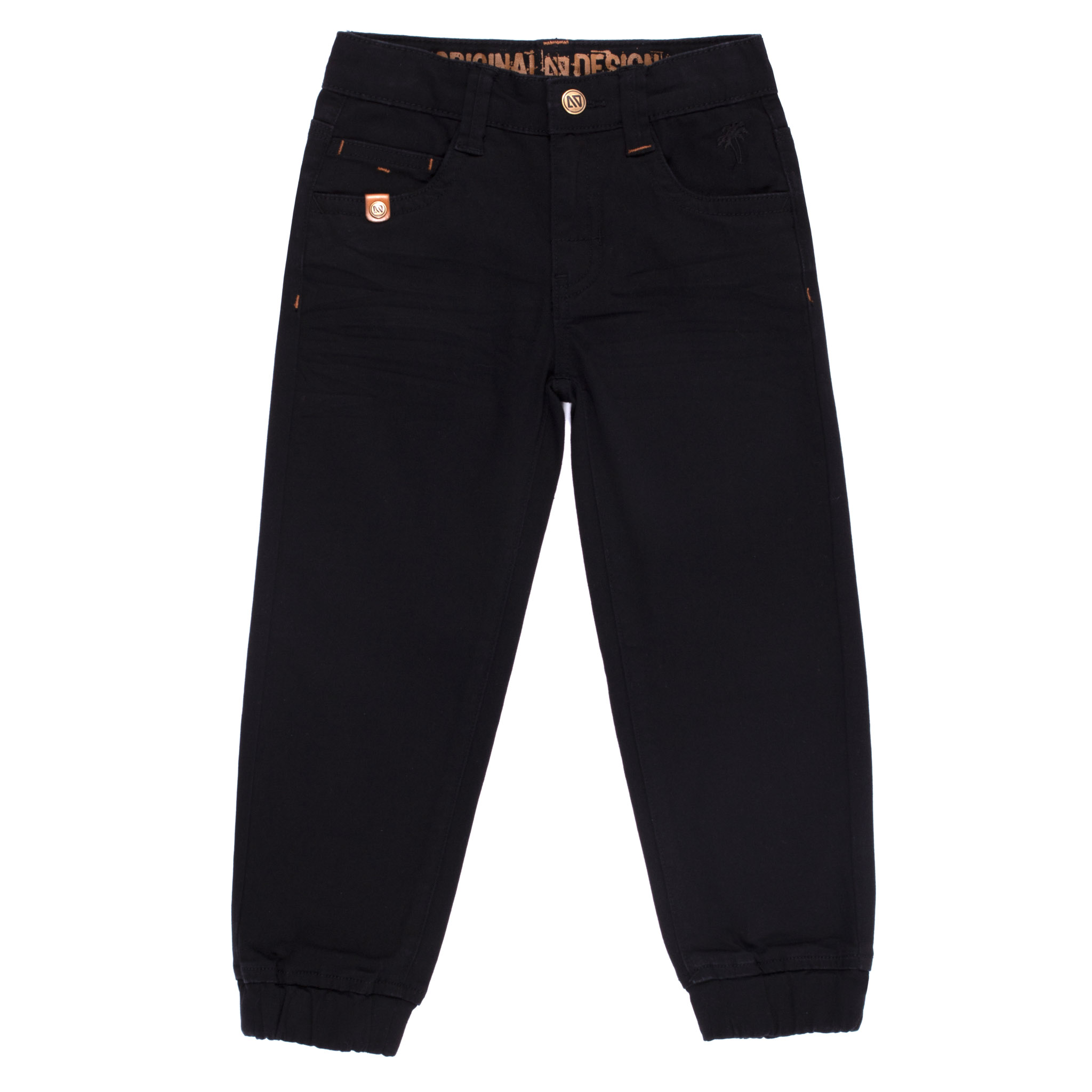Jogger pants - Black - Boys