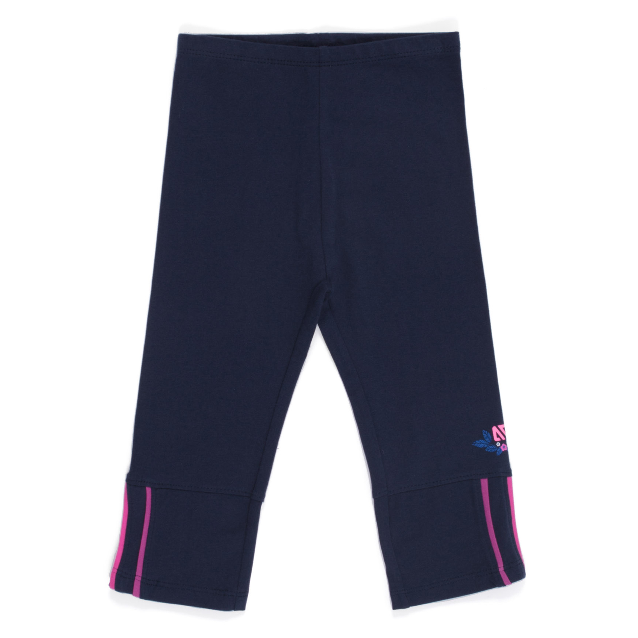 3/4 leggings - Navy - Girls