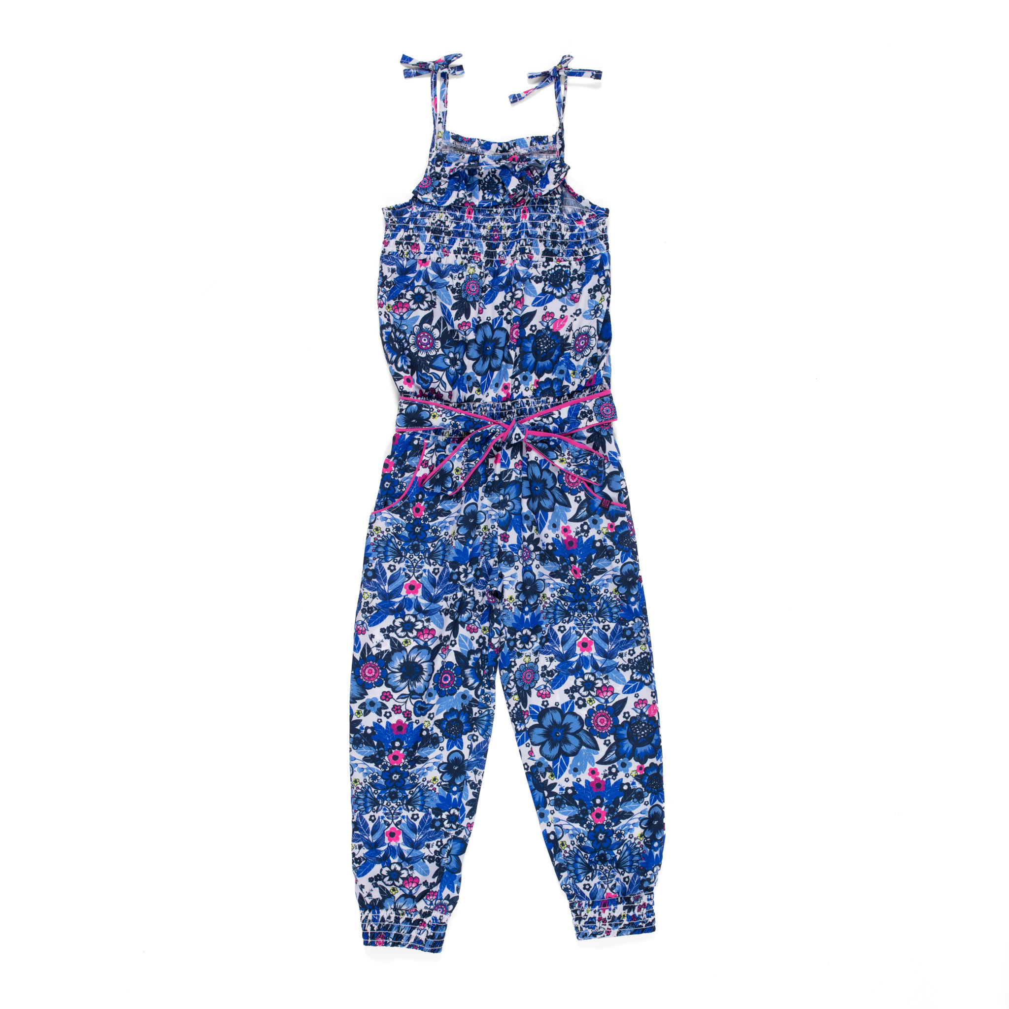 Jumpsuits - Blue - Girls