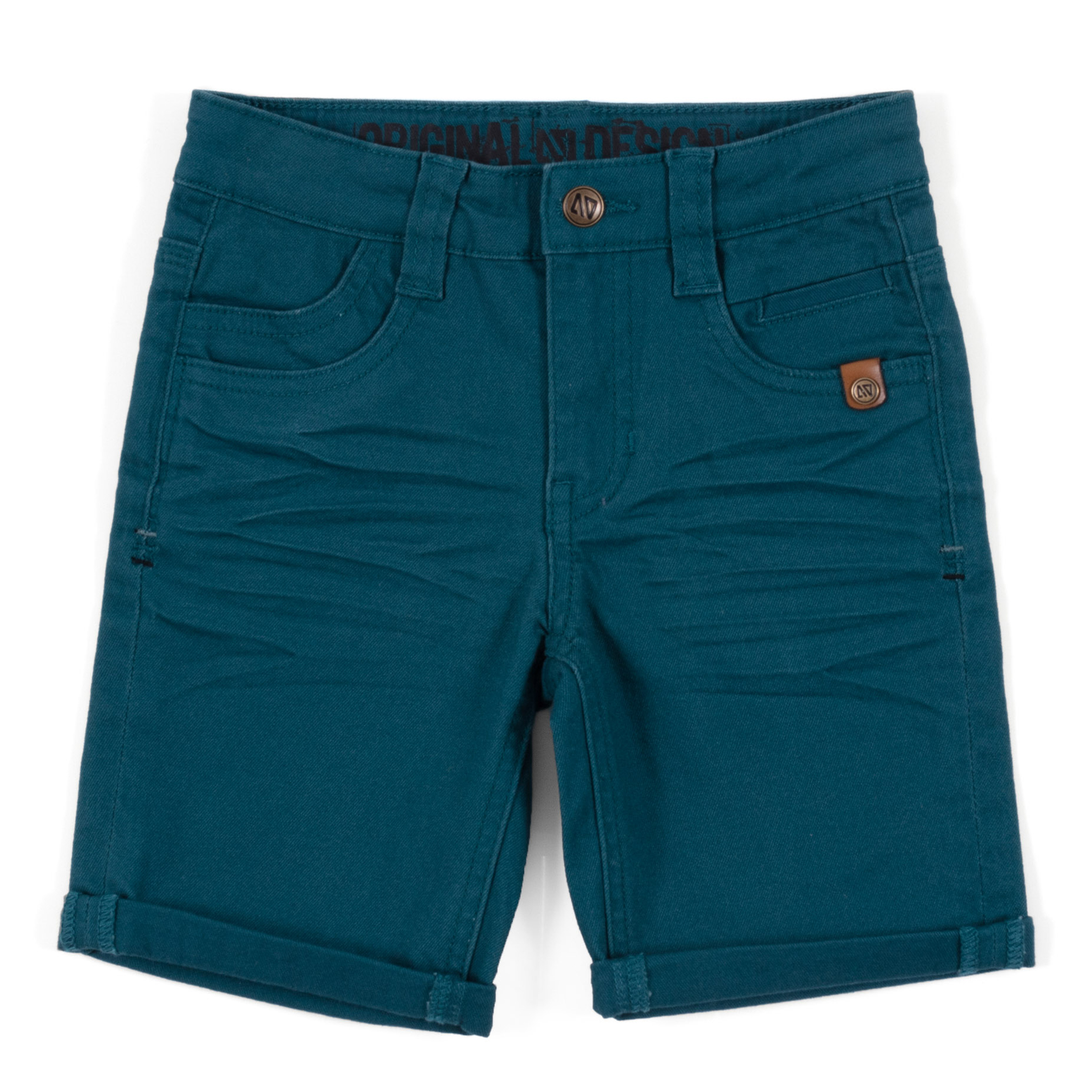 Bermudas - Green - Boys