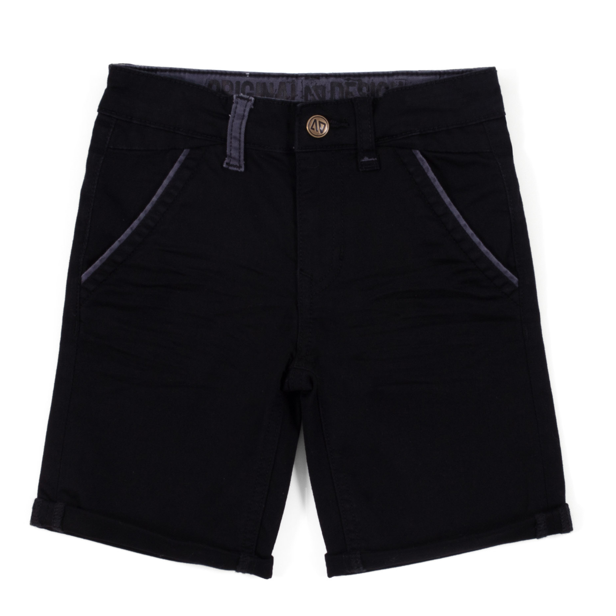 Bermudas - Black - Boys