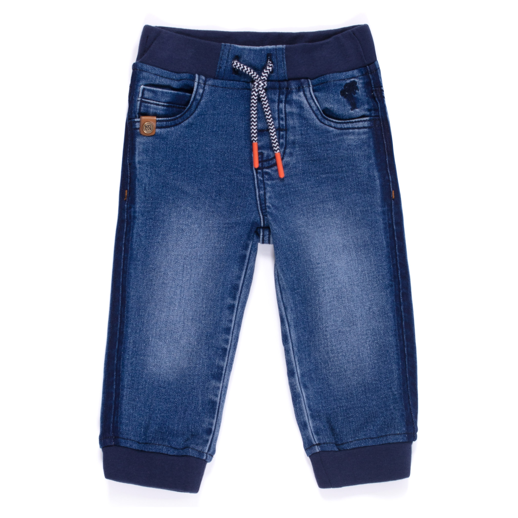 Jogger pants - Denim Blue - Boys
