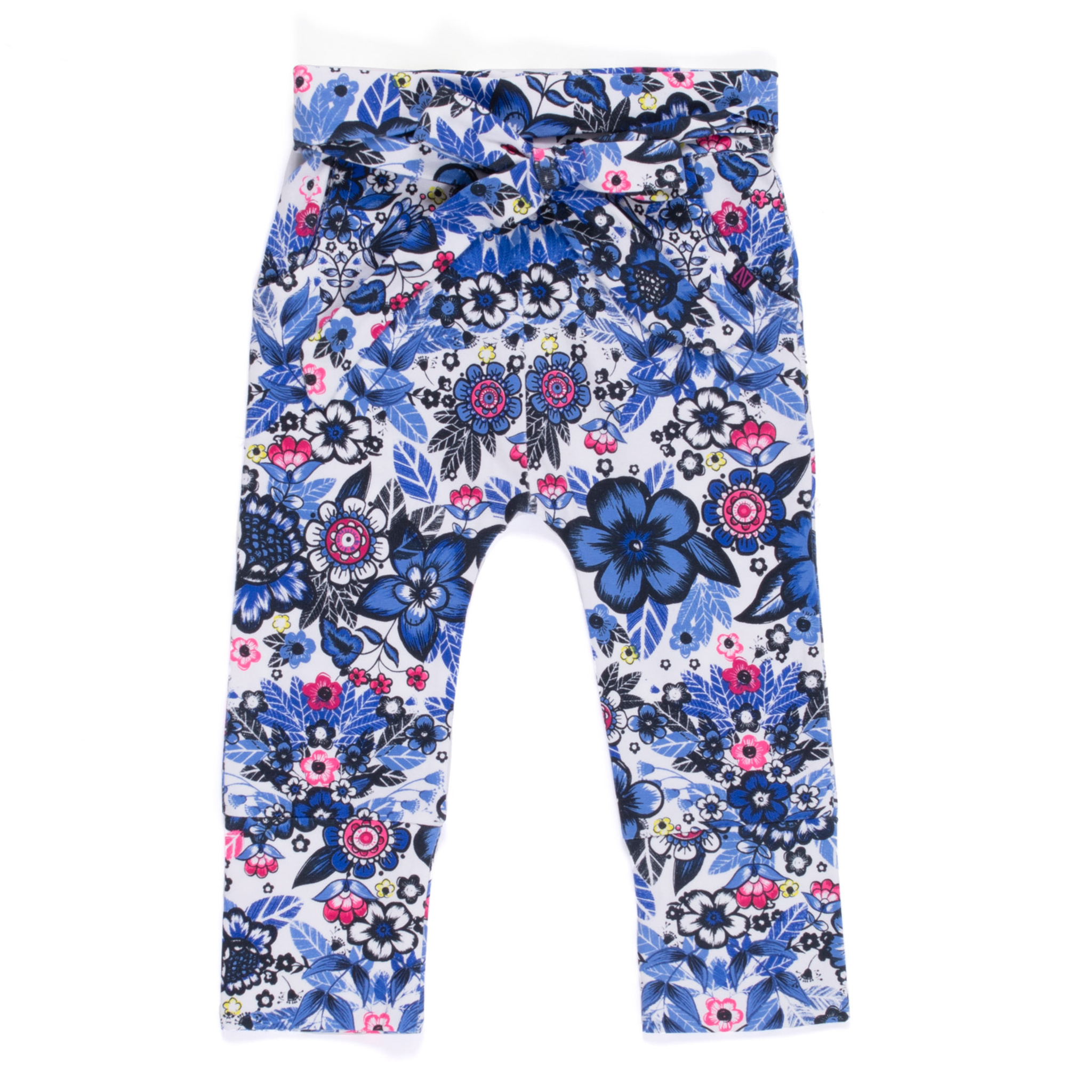 Grow with me pants - Blue - Girls