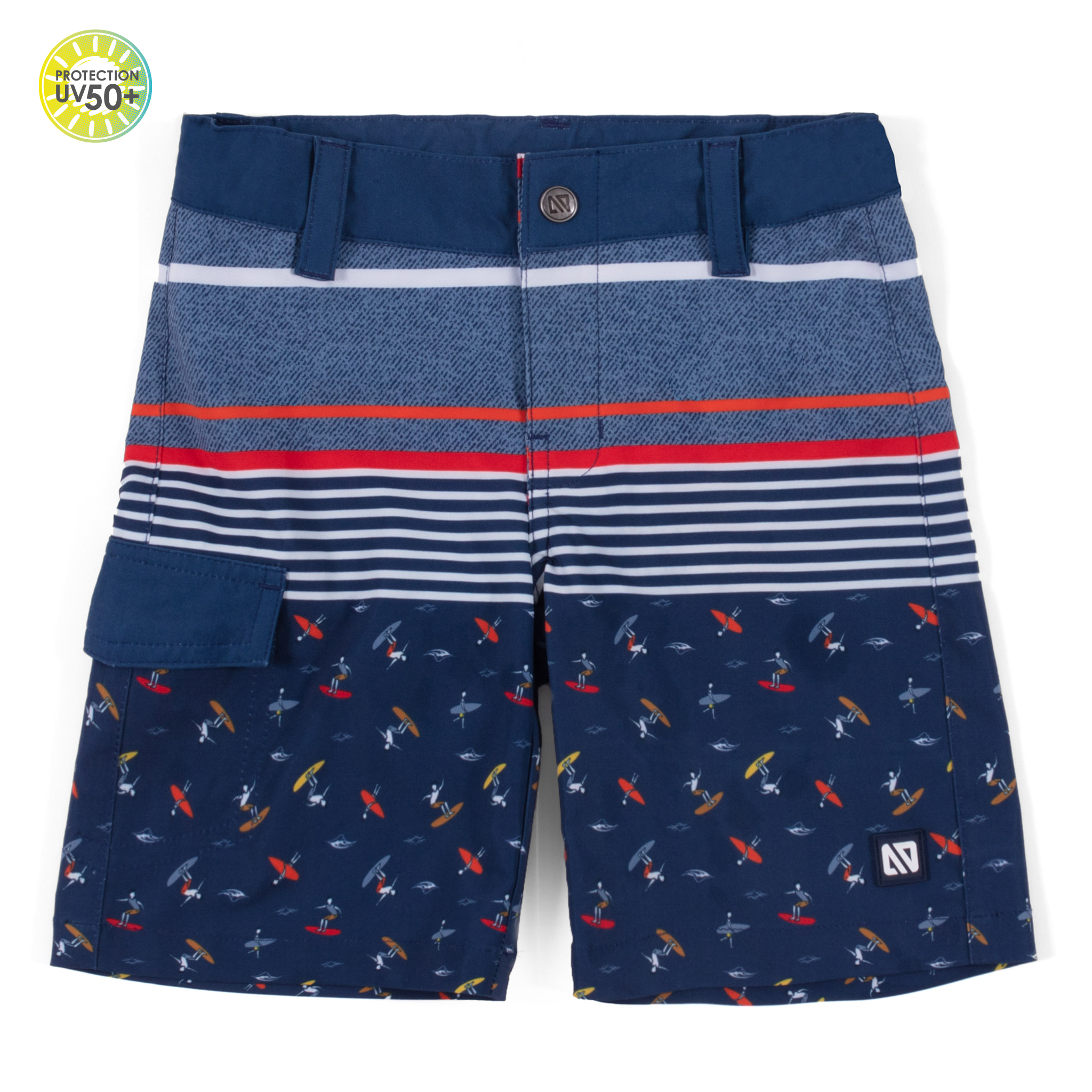 Boardshorts - Navy - Boys