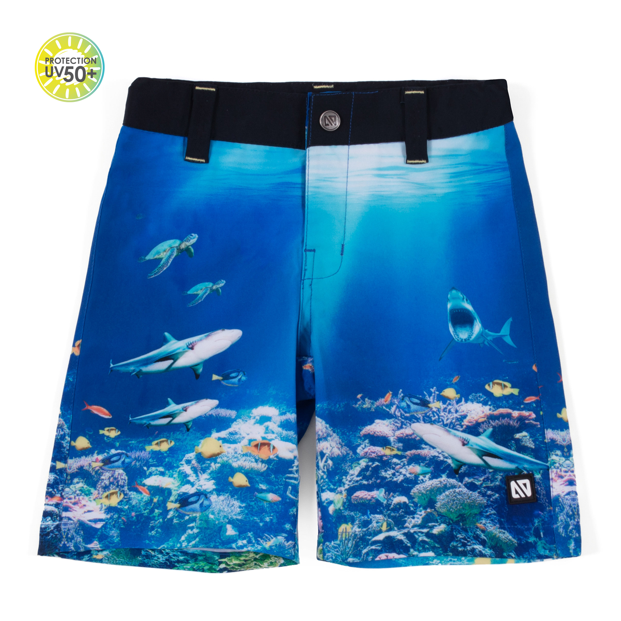 Boardshorts - Blue - Boys